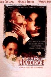Affiche du film : Le temps de l'innocence