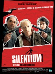 background picture for movie Silentium !