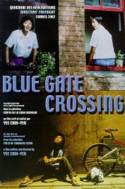 background picture for movie Blue gate crossing