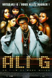 background picture for movie Ali G.