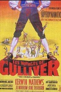 Affiche du film : Les voyages de Gulliver