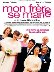 Affiche du film : Mon frère se marie