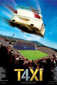 Affiche du film : Taxi 4