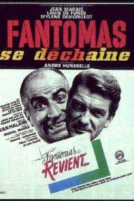 Affiche du film : Fantomas se dechaine