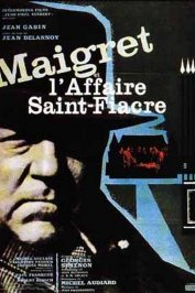 background picture for movie Maigret et l'affaire saint fiacre