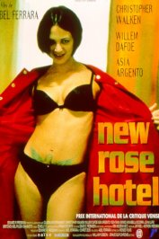 background picture for movie New rose hotel