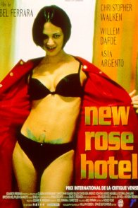 Affiche du film : New rose hotel