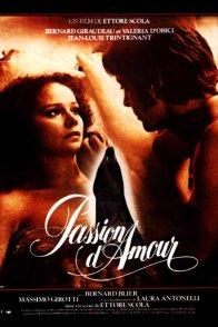Affiche du film : Passion d'amour