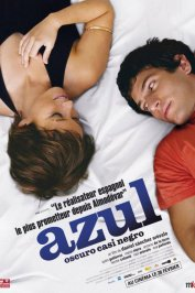 background picture for movie Azul