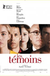 background picture for movie Les Témoins