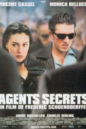 background picture for movie Agents secrets