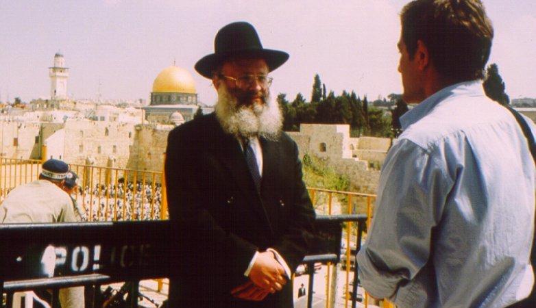 Photo dernier film Abraham Segal