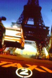 background picture for movie Taxi 2