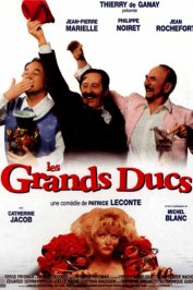 background picture for movie Les grands ducs