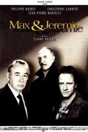 background picture for movie Max et Jérémie