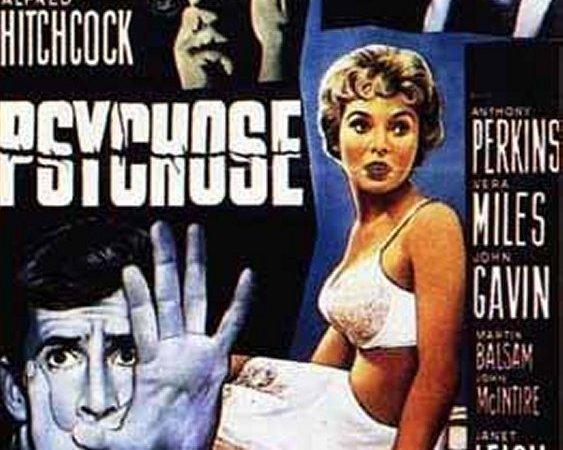Photo du film : Psychose