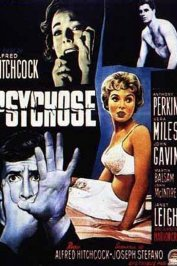background picture for movie Psychose