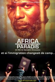 background picture for movie Africa paradis