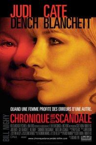 Affiche du film : Chronique d'un scandale