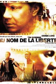 Affiche du film : Au nom de la liberte