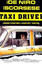 background picture for movie Taxi driver