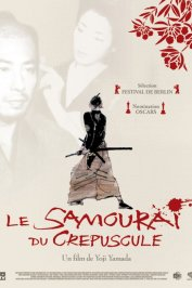 background picture for movie Le samourai du crepuscule