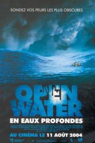 Affiche du film : Open water (en eaux profondes)