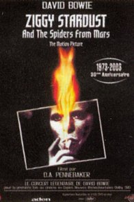 Affiche du film : Ziggy stardust and the spiders from mars