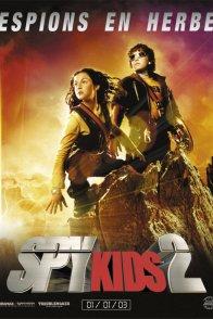 Affiche du film : Spy kids 2 (espions en herbe)