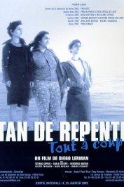 background picture for movie Tan de repente
