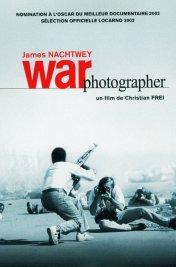 Affiche du film : James Nachtwey, War Photographer
