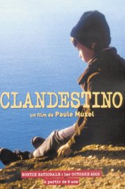 background picture for movie Clandestino