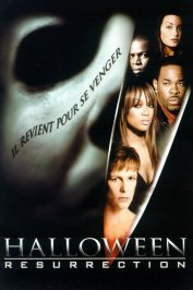 background picture for movie Halloween resurrection