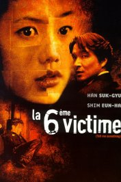background picture for movie La sixieme victime