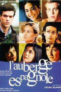 Affiche du film : L'Auberge Espagnole