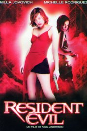 background picture for movie Resident Evil