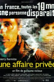 background picture for movie Une affaire privee