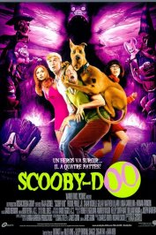 background picture for movie Scooby-Doo