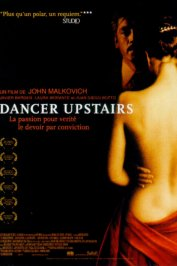 background picture for movie Dancer upstairs