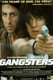 background picture for movie Gangsters