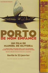 Affiche du film : Porto de mon enfance