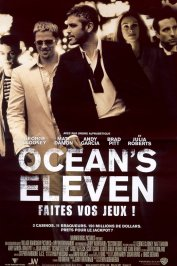 background picture for movie Ocean's Eleven