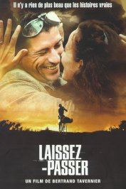 background picture for movie Laissez-Passer