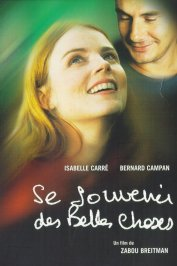 background picture for movie Se souvenir des belles choses