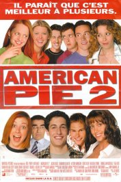 background picture for movie American pie 2