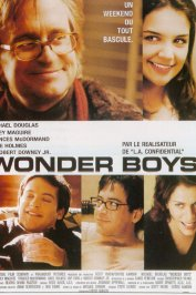 background picture for movie Wonder boys