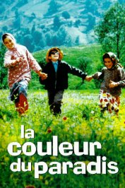 background picture for movie La couleur du paradis