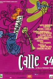 background picture for movie Calle 54
