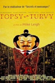 Affiche du film : Topsy-turvy