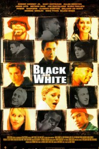 Affiche du film : Black and white